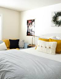 Guest Bedroom Bedding - the guest bedroom my fabuless life
