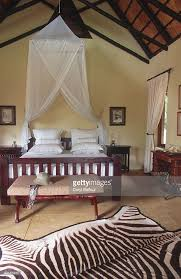 African Themed Bedrooms African Bushsafari Themed Bedroom South Africa Stock Photo Getty
