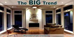 ceiling fan width for room size ceiling fans sizes what size ceiling fan should i use