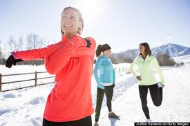 7 big benefits of exercising outside this winter huffpost