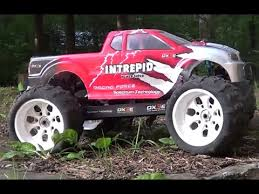 rc electric cars hsp savagery 4x4 edition brushless monster