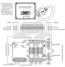 auto transfer switch schematic diagram wiring diagram and