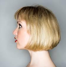 long same length hair short one length bob hairstyle for women man