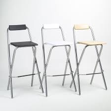 Fold Up Bar Stool Ecdaily De Acero Plegable Silla De La Barra Silla Minimalista