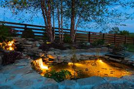 Outdoor Landscape Lighting Design - indianapolis landscape lighting outdoor lighting b u0026b group