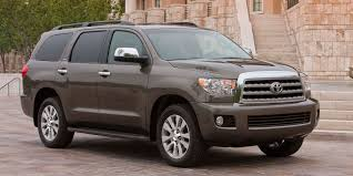 toyota official site 2017 toyota sequoia vehicles on display chicago auto show