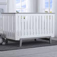 4 In 1 Convertible Crib White by Delta Children Providence Classic 4 In 1 Convertible Crib White