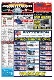nissan armada for sale in wichita falls tx digital edition 10 20 16 by wichita falls american classifieds issuu