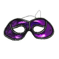 purple masquerade mask purple masquerade half mask