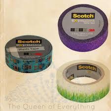 buy 2 get 1 add 3 to cart 3m scotch expressions washi tape rolls