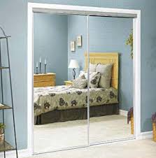 sliding closet doors for bedrooms silhouette 5 lite aluminum
