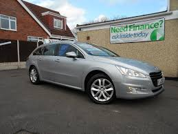 peugeot 508 sw used peugeot 508 sw estate 1 6 hdi fap active 5dr in tipton west