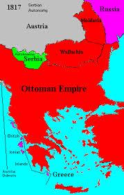 Ottoman Empire Serbia Ottoman Successors