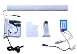 12v battery adapter wardrobe sensor light with personalized sizes