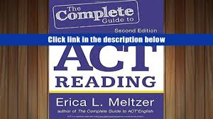 pre order the complete guide to act reading 2nd edition read