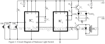 staircase wiring connection diagram wiring diagram simonand