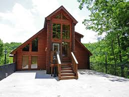 2 bedroom log cabin mountain views homeaway chalet village
