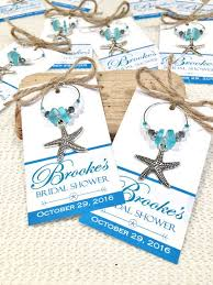 beachy wedding favors bridal shower favors wedding favors starfish wedding