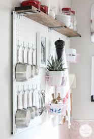 Pegboard Ideas Kitchen Pegboard Kitchen Storage Storage Kitchens And Inside Cabinets