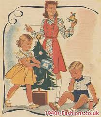 picture of kids in 1940 1940 u0027s childrens clothes in the