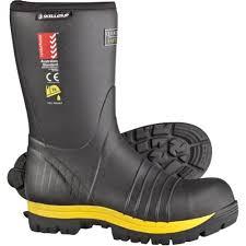 s steel cap boots nz skellerup quatro gumboots calf length size 10 black officemax nz