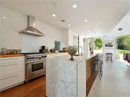 white kitchen no cabinets minimalist kitchen with no overhead cabinets white subway