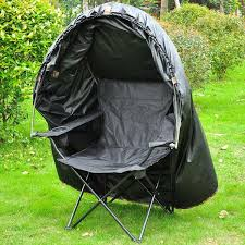 tent chair blind pop up deer ground chair blind camouflage