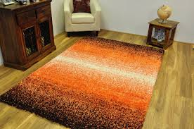 Modern Orange Rugs by Black And Orange Rugs Roselawnlutheran