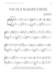 The Old Rugged Cross Made The Difference Sheet Music The Old Rugged Rugs Ideas