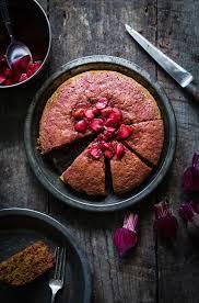 cuisiner des betteraves le gâteau à la betterave de et quelques fraises christelle