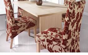 dining chair red dining room chair pads awesome dining chair red
