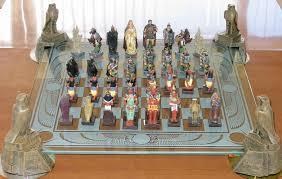 daryl u0027s chess set collection