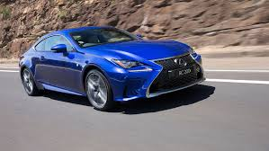 2016 lexus rc 200t coupe 2016 lexus rc coupe pricing and specifications for australia