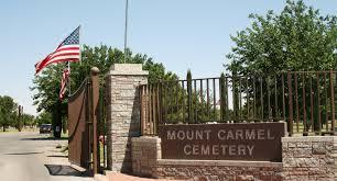 El Paso Texas Flag Mount Carmel Cemetery In El Paso Texas Find A Grave Cemetery