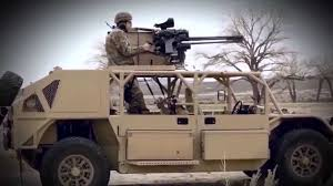 jeep j8 military flyer itv alsv advanced light strike vehicle for special forces
