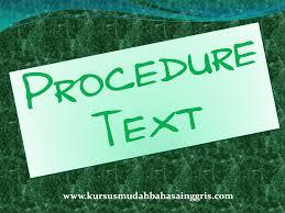 teks prosedur membuat rujak dalam bahasa inggris 15 contoh procedure text belajar bahasa inggris online gratis