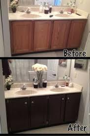bathroom cabinets painting ideas bathroom cabinets painted brown ideas