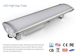 led linear tube lights 100w led linear high bay tubes lighting