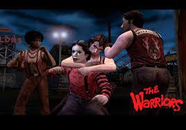 Extreme The Warriors - Rockstar Games #QT78
