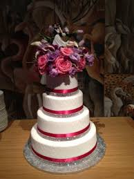wedding cake ribbon a simple cake inspiration gallery