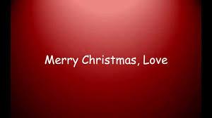 christmas love message youtube