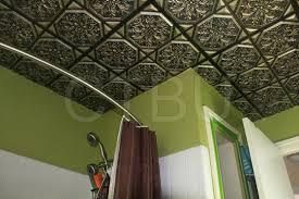Upvc Bathroom Ceiling Plastic Glue Up Drop In Decorative Ceiling Tiles