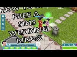 wedding cake sims freeplay how to get a free 10lp wedding ring on sims freeplay