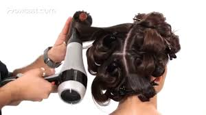 dry wave hairdo how to blow dry for big bouncy hair salon hair tutorial youtube
