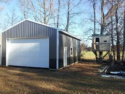 Burgundy Metal Roof Pictures by Show Me Your Pole Barn Colors The Garage Journal Board