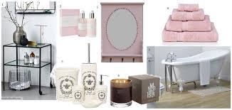 Pink And Black Bathroom Accessories by Dusty Pink Design Bathroom Brooke D Orsay Carpets Ebay Bathroom