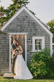 cape cod wedding at a boat building yard ruffled