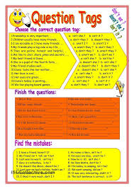 79 best tag questions images on pinterest tag question student