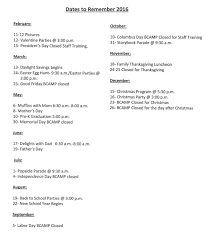 2016 thanksgiving date events u0026 updates with bedford christian academy