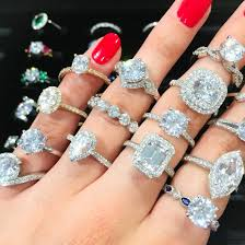 engaged rings 3 reasons why engagement ring shopping is way better now a